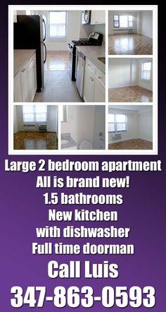 large 2 bedroom apartment in doorman building for rent in forest hills queens ny