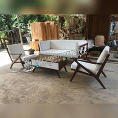 Model Kursi Tamu Minimalis Jati Jepara, Inffo Pemesanan Hp/Wa 082133259177 Outdoor Furniture Sets, Outdoor Decor, Home Decor, Decoration Home, Room Decor, Interior Decorating