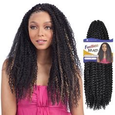Freetress Synthetic Hair Braids Island Twist Braid 20 I Want This For Crochet Install