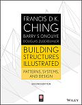 Building Structures Illustrated by Francis D. K. Ching:  An updated new edition of the illustrated reference on structural design from bestselling author Francis D.K. Ching Structures are an essential element of the building process, yet one of the most difficult concepts for architects to grasp. While structural engineers do the detailed consulting...