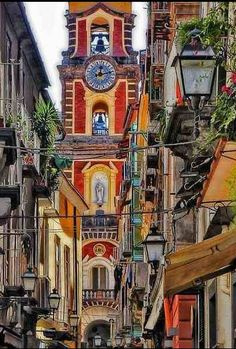 Sorrento, Napoli (Naples), Italy , from Iryna Campania seen this Places Around The World, Oh The Places You'll Go, Around The Worlds, Positano, Italy Architecture, Capri Italy, Italy Italy, Toscana Italy, Venice
