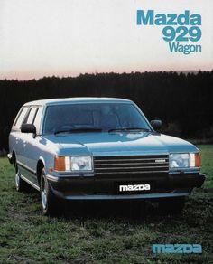 Brochures, Mazda, Japan, Japanese