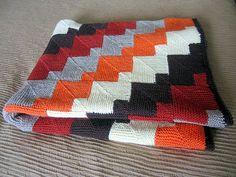Lankapirtti: Torkkupeitto Knit Crochet, Blanket, Knitting, Tricot, Breien, Ganchillo, Stricken, Weaving, Blankets