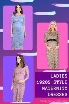 Looking for the perfect Maternity dress for your next event? Look no further you will love all our stunning 1920s style dresses! Great Gatsby Dresses, Great Gatsby Party, 1920s Fashion Dresses, 1920s Dress, 1920s Style, You Look Beautiful, Maternity Dresses, Peplum Dress, Lady