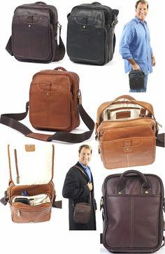 Europa Men's Bag