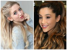 ARIANA GRANDE INSPIRED MAKE-UP, HAIR & OUTFIT TUTORIAL FASHION BEAUTY VIDEO YOUTBE