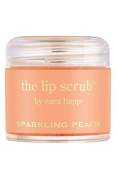 How to use: Slather generous amounts onto your lips, exfoliate and remove with a tissue for a soft, supple feeling.