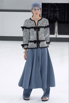 Chanel Pret A Porter Primavera Verano 2016 (Paris Fashion Week)