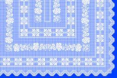Kits de Labores: 1.- Colchas a ganchillo Crochet Blankets, Diagram, Places, Ganchillo, Afghans, Blanket Crochet, Crochet Security Blanket, Lugares, Crochet Afghans