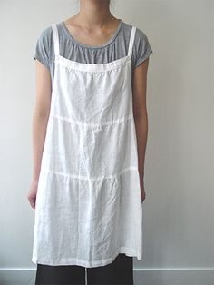 Linen and Cotton Clothing on Pinterest | Linen Tunic, Linen Dresses a…