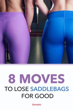 Pair regular exercise and a nutritious diet with these moves to lose those pesky saddlebags for good! Pair regular exercise and a nutritious diet with these moves to lose those pesky saddlebags for good! Butt Workout, Gym Workouts, Workout Tips, Workout Routines, Workout Videos, Fitness Diet, Fitness Goals, Fitness Motivation, Saddlebag Workout