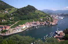 Pasajes de San Juan. Basque country. Spain