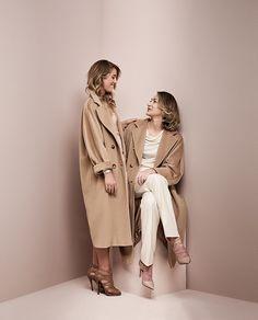 L'iconico cappotto 101801 è disponibile on-line su maxmara.com. Scopri tutti i modi di indossare questa icona della moda.