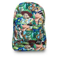 Loungefly x Toy Story Character Print Backpack Tote Backpack, Backpack  2017, Disney Phone Cases a77e7329a19