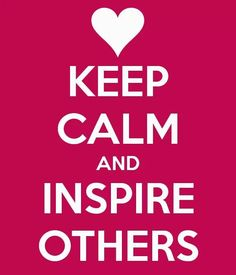 Have you inspired someone today? Are a team builder? ~ www.bodywrapstampa.com