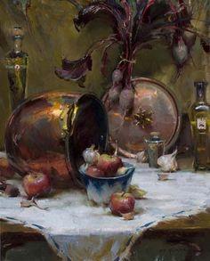 """Autumn's Last Harvest"" by Daniel F. Gerhartz"