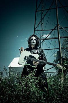 James Root My favorite guitarist!