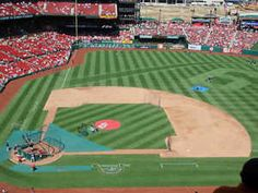 (6) Infield Pavilion Tickets St Louis Cardinals vs Chicago Cubs 4/5 Section 345   eBay