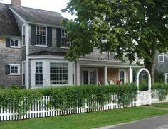 Love the Martha's Vineyard style homes
