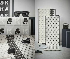 Karl Lagerfeld Wallpaper, Wallpaper Ireland, Wallpaper Dublin Karl Lagerfeld, Wallpaper Paste, Room Wallpaper, Bedroom Inspo, Kids Rugs, Living Room, Dublin, Design, Ireland