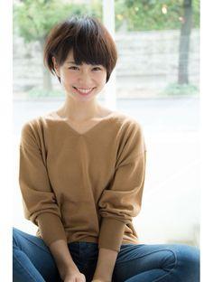 アンアミ オモテサンドウ(Un ami omotesando) Un ami 【HIRA】大人可愛いひし形小顔ショートボブ