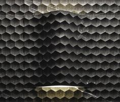 Favo Curve tiles by Lithos