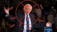 Bernie Sanders is the Worst Presidential Candidate in History, and You and All Your Friends are Idiots