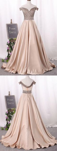 off the shoulder beading bodice prom dress, satin brown long formal dress, Shop plus-sized prom dresses for curvy figures and plus-size party dresses. Ball gowns for prom in plus sizes and short plus-sized prom dresses for Off Shoulder Evening Dress, Evening Dresses, Formal Dresses, Long Dresses, Dama Dresses, Junior Dresses, Popular Dresses, Ladies Dress Design, Homecoming Dresses