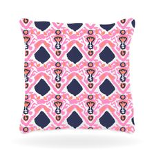 Pink Khandar Pillow