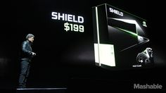 Nvidia's Shield, powered by the company's Tegra X1 chip, is the first Android-powered set-top box that is 4k compatible.
