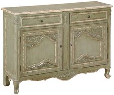 Occasional Accents Two Door Cupboard by Coast to Coast Imports 750