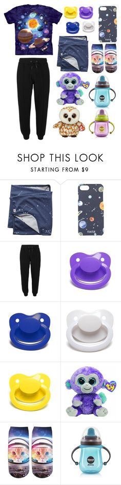 """""""Space Day (ddlg/ddlb/cgl)"""" by transboyfanboy ❤ liked on Polyvore featuring FeFè and Joovy"""