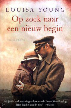 4/52 #boekperweek Hoe kun je verder leven na de verschrikkingen van de loopgravenoorlog overleefd te hebben? Mooi geschreven ****