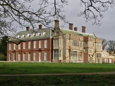 Felbrigg Hall is a country house located in Felbrigg, Norfolk. Norfolk Beach, Beach Village, English Architecture, English Manor Houses, Dream Properties, Architectural Features, Country Estate, English Countryside, Historic Homes