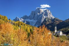 Monte Pelmo, Dolomiti, Veneto, Italy, Beautiful Mountains, Dolomiti, Cadore, New on 500px : Monte Pelmo by sysaworld by sysaworld   Chae H. Bae – Blog