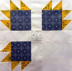 Bee Germany 2015 - Block für Ulrike (1) | by Andrea @ Quiltmanufaktur