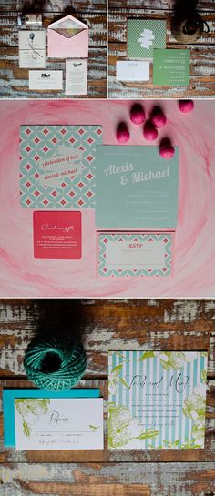 Vendor of the Week - The Paper Mint - Polka Dot Bride