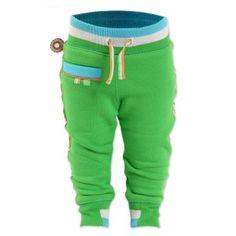 Gave groene broek!