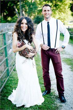 farm style wedding ideas