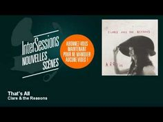 Clare & the Reasons - That's All - InterSessions