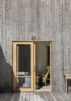 Villa Jakobsson, Gnisvärd – M. Facade House, House Roof, Norwegian House, Wood Facade, Wooden Architecture, Brick And Wood, Lake Cottage, Cabins And Cottages, Pool Houses