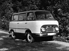 Škoda 1203 Prototype '1956
