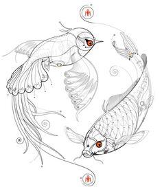I fish may love bird señore
