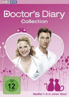 Doctor's Diary Collection - Staffel 1-3 in einer Box 6 DVDs: Amazon.de: Diana Amft, Pegah Ferydoni, Florian David Fitz, Kai Schumann, Ursela...