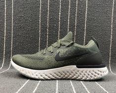 bfc2d2777b0d6 Best Quality Nike Epic React Flyknit Olive - Mysecretshoes