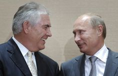 Rex Tillerson Dodging First Meeting With Our NATO Allies and Flying to Moscow Instead
