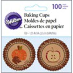 Wilton Baking Cups, Mini, Fresh Baked, 100 Per Package, Multicolor Wilton Baking, Baking Cups, Baking Tools, Freshly Baked, The 100, Mini, Image Link, Walmart, Amazon