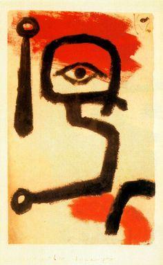Cabes ao alcance das estrelas sutil e inteira leveza   (b a kwothinye)    Paul Klee