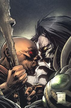 The darkness 83 by arf Dc Heroes, Comic Book Heroes, Comic Books Art, Comic Art, Book Art, Image Comics, Marvel Comics, Sabretooth Marvel, Wolverine