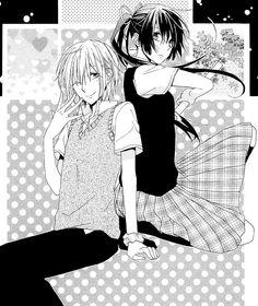 Mizutame Honey Boy Manga-Shojo
